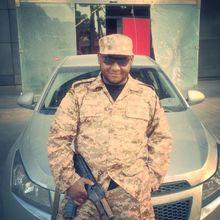 Mohammed looking someone in Libyan Arab Jamahiriya #7