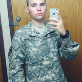 Hooper from Fort Huachuca | Man | 24 years old | Pisces