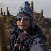 Jinjinjin looking someone in Bolivia #8